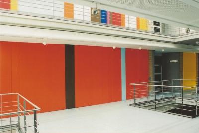 Beate Baumgärtner, experiment Ib, mit Künstlergruppe berth-a