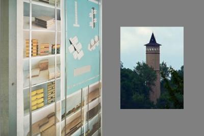 Beate Baumgärtner, HSH EndlosSchichtungen, Engelbergturm