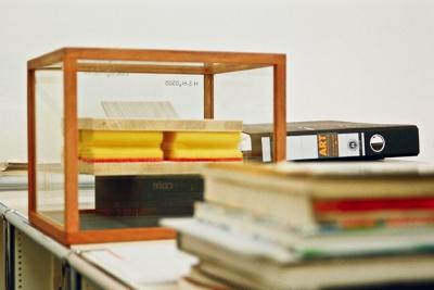 Beate Baumgärtner, Galerie Michael Sturm, HSH EndlosSchichtungen