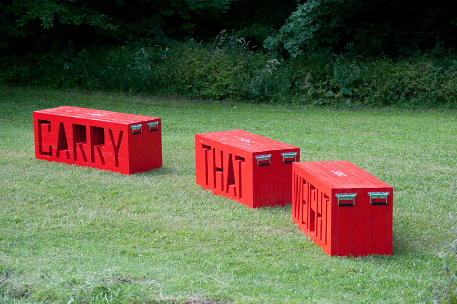 Beate Baumgärtner, Carry That Weight, mit Artgroup Dachswald