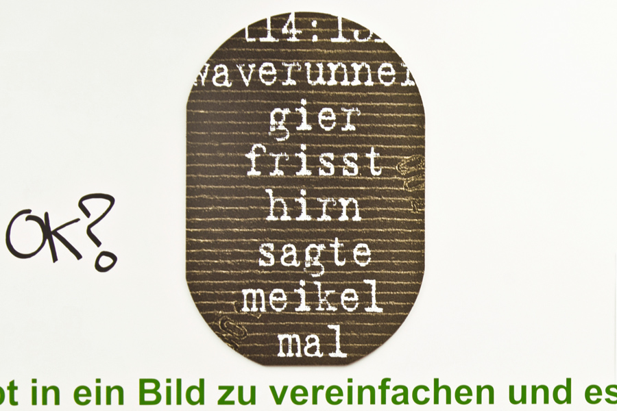 Beate Baumgärtner und Stefanie Reling, Spammuseum-Chatbook