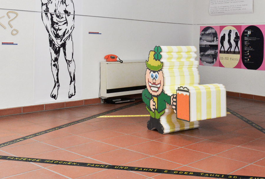 Beate Baumgärtner und Stefanie Reling, Spammuseum - Chatbook