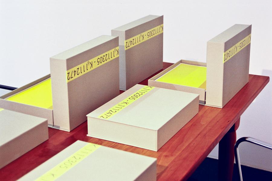 Beate Baumgärtner, Galerie Michael Sturm