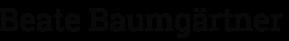 Beate Baumgärtner Logo